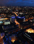 London from the sky #02 by danielcardoso
