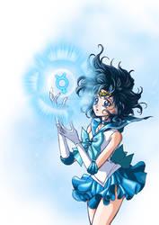 Sailor Mercury Crystal_Version