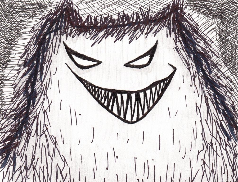 Practice Of Evil Smile by a4572 on DeviantArt