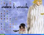 My desktop X3 Urahara and Yoru