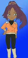Chibi Yoruichi :3
