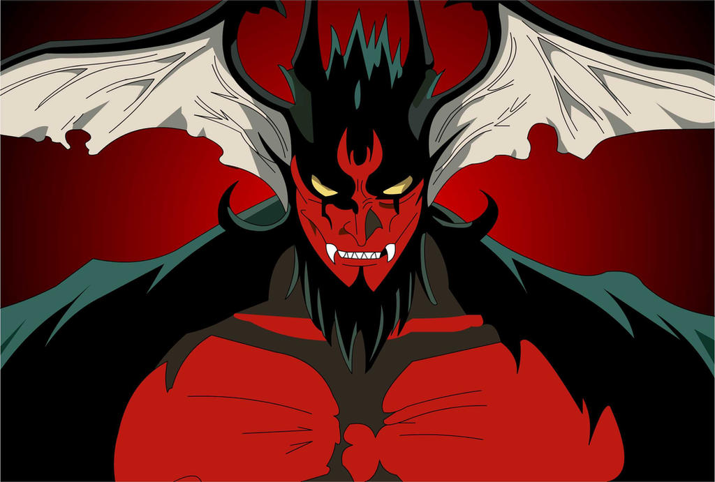 Amon darkside of devilman by mifang on deviantart