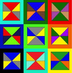 Mixels: Series Cubits by LovelyTeng13