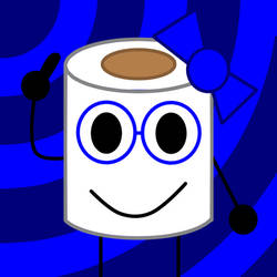 Object Show OC: Toilet Paper Icon by LovelyTeng13