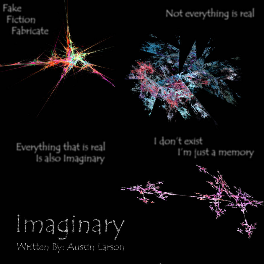 Imaginy Cover