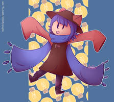 Niko Does Blep by Minty-Cups