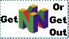 Get Nintendo stamp by samuelskanvis