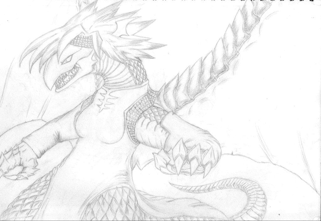 Ryukyu Dragon Form By Evolutionbreed On Deviantart