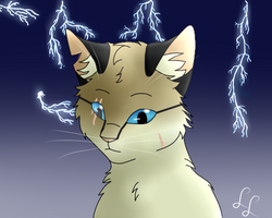 The Thunder by LuneLapin