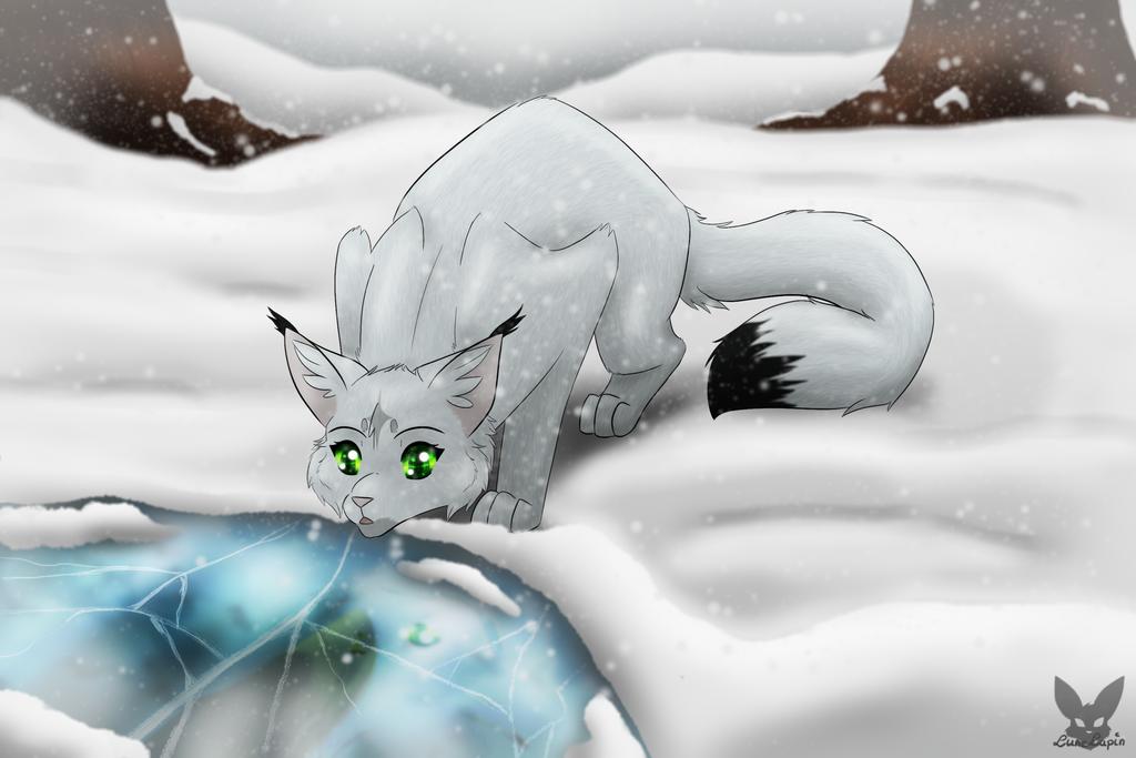 Zeichnungen aus dem Fuchsbau - Seite 3 What_is_in_the_ice__by_lunelapin-dc0ywio
