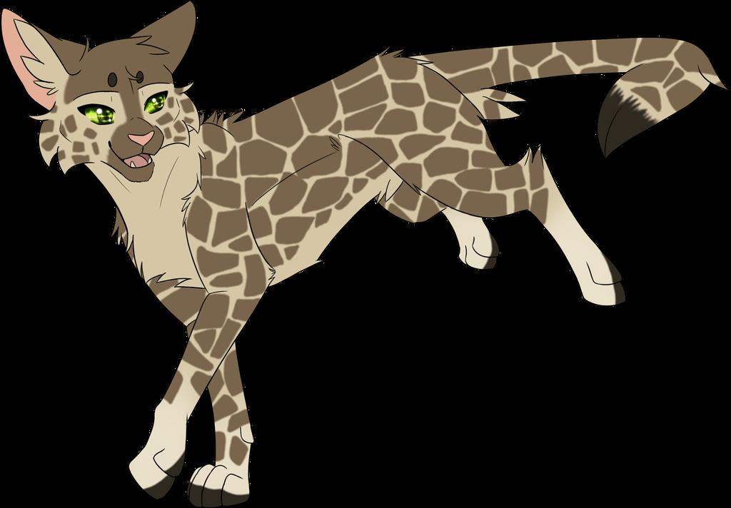 Katzenbilder suchen ein Zuhause - Seite 2 Giraffe_by_lunelapin-dclfaev