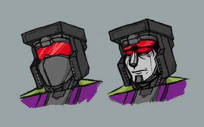 G1 Scrapper unmasked