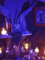 (IRL) Outsider shrine by apocastasis