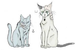 Arrancar kitties