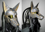Cyber Anubis helm