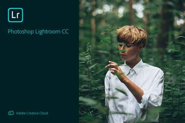 Adobe Lightroom CC 2019 Splash Screen