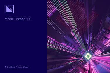 Adobe Media Encoder CC 2019 Splash Screen