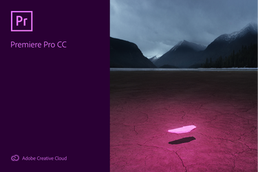 Adobe Premier Pro CC 2019 Splash Screen