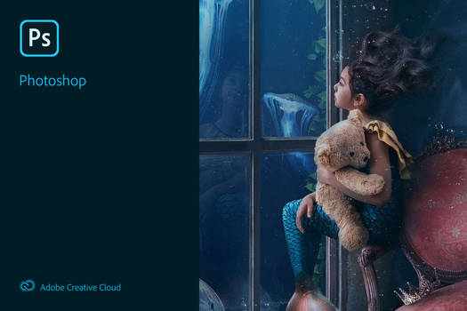 Adobe Photoshop CC 2020 Splash Screen