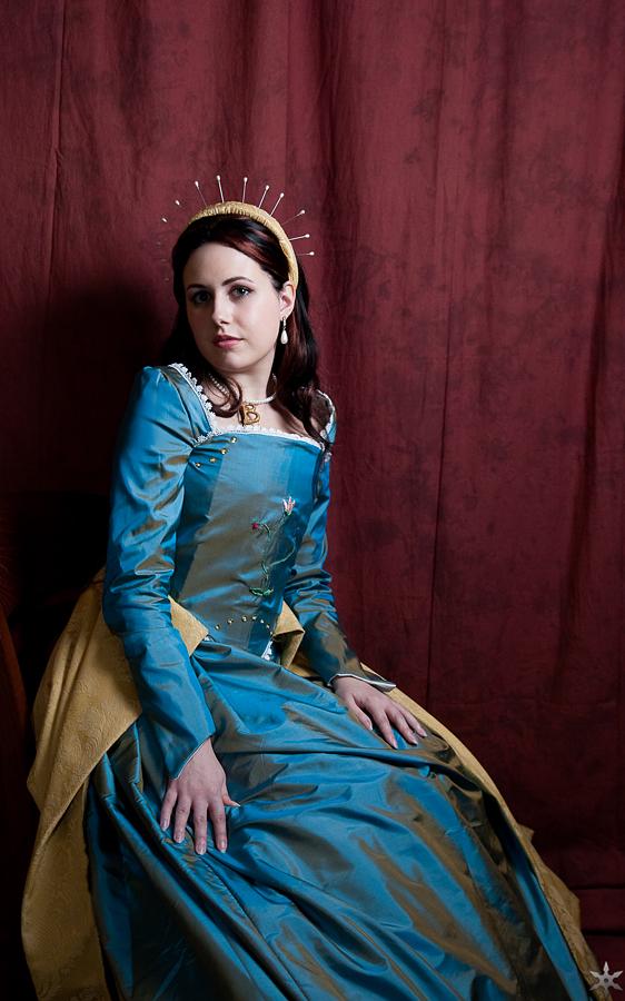 the tudors - anne boleyn ii by klytae