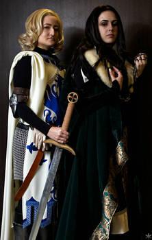 castlevania: lament of innocence cosplay