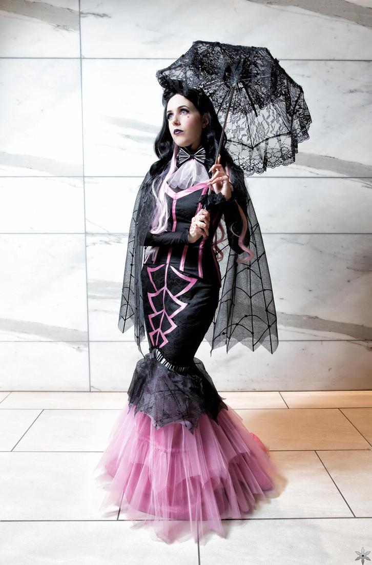 draculaura cosplay by klytae on DeviantArt