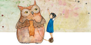 Owl Mum would believe by aylie