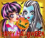HAPPY HALLOWEEN - Monster High