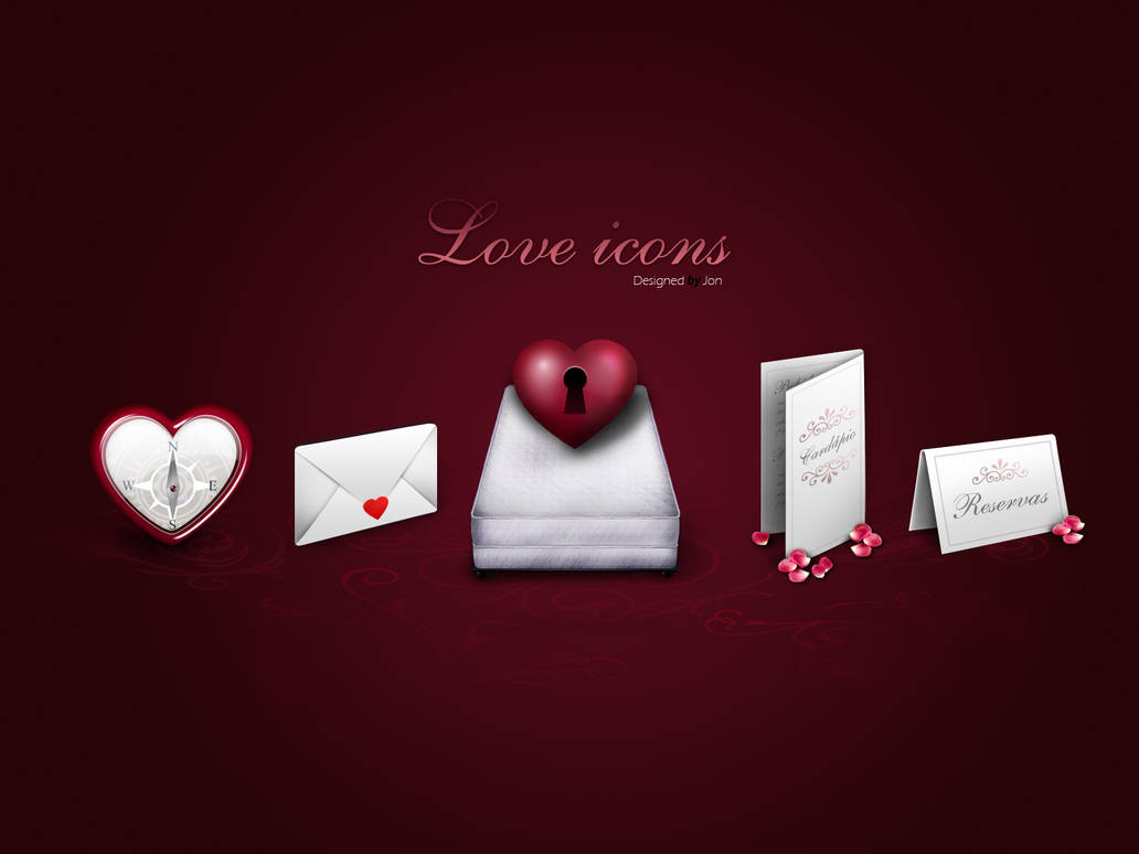 love icons by joxxss