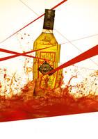 Blood Explosion by joxxss
