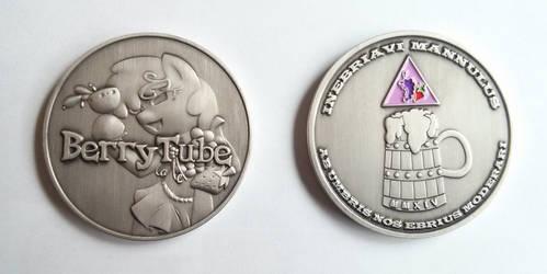 BerryTube Inebriati Coin Photo