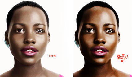 Lupita nyongo conceptual edit
