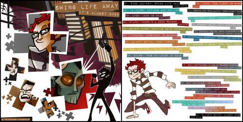 Swing Life Away- HiNaBN Fanmix