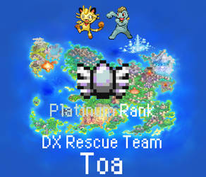 DX Rescue Team Toa