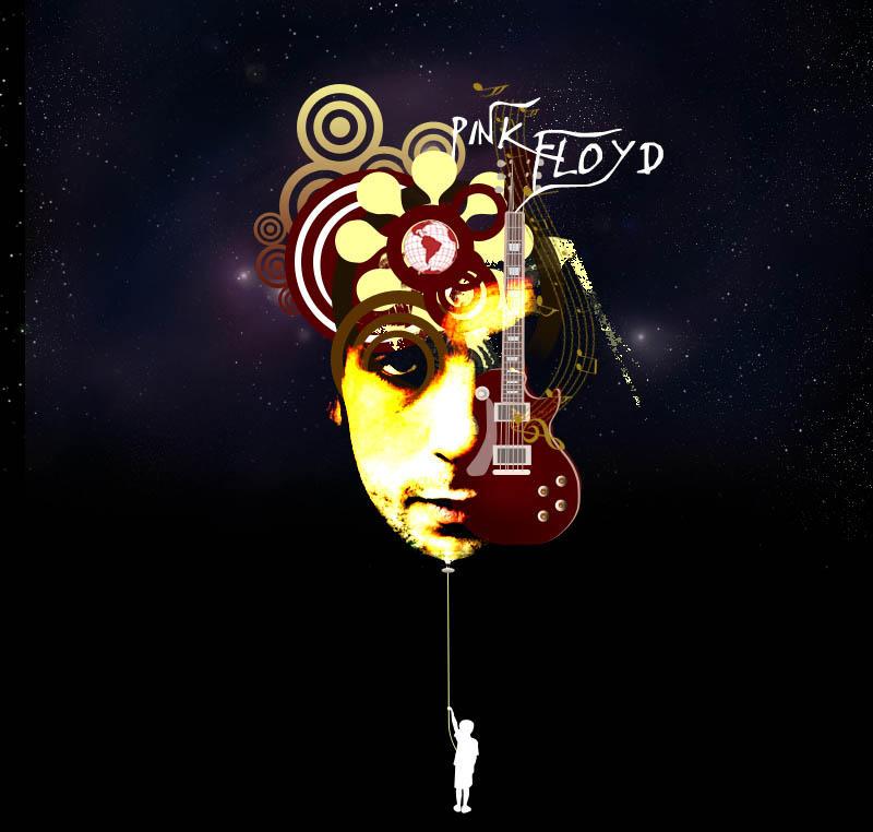 Pink Floyd by Badhawk