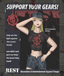 Support Your Gears