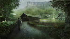 The Dunwich Horror - Lovecraft - Concept Art