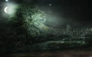 Memory - H.P. Lovecraft - Concept Art by mcrassusart