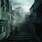 Rue d'Auseil, The Music of Erich Zann