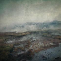 Geysir, Iceland - photomanipulation by mcrassusart