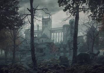 Beyond the Oaks - Ruined Castle