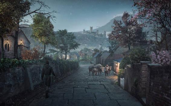 Beyond the Oaks - Village