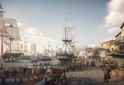 Napoli Docks