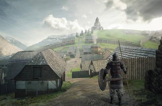 Kingseeker - Archaic Village Hill