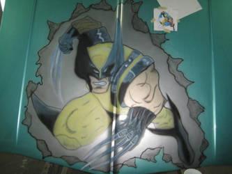 X-men by yuki-mika