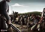 Battle of Brannkyrka 1518 - Medieval Battle Sweden