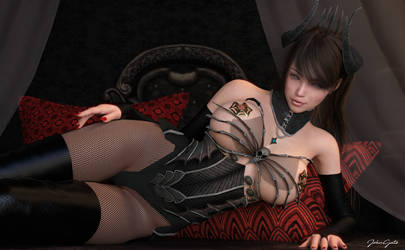 Succubus - 90 by johngate2014
