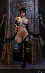 Elf Princess - 22 by johngate2014