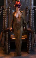 Elf Princess - 31b by johngate2014