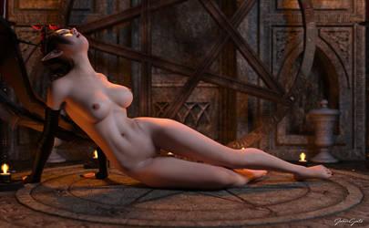 Elf Princess - 38 by johngate2014